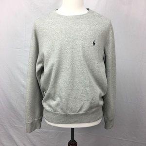 Polo Ralph Lauren Heather Grey Sweatshirt